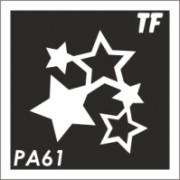 Трафарет РА61