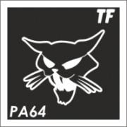 Трафарет РА64
