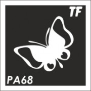 Трафарет РА68