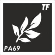 Трафарет РА69