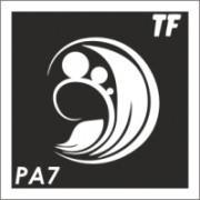 Трафарет РА7