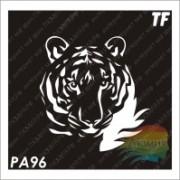 "Трафарет РА96 ""Тигр"""