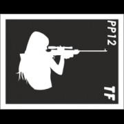Трафарет РР12