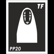 Трафарет РР20