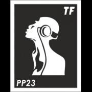 Трафарет РР23
