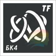 Трафарет БК4