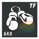 Трафарет БК8