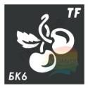 Трафарет БК6