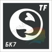 Трафарет БК7