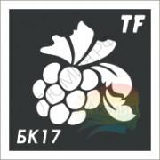 Трафарет БК17