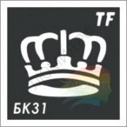 Трафарет БК31
