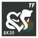 Трафарет БК30