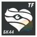 Трафарет БК44