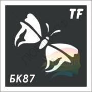 Трафарет БК87
