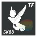 Трафарет БК88