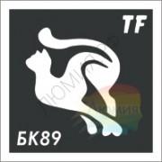 Трафарет БК89