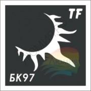 Трафарет БК97