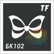 Трафарет БК102