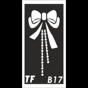Трафарет В17