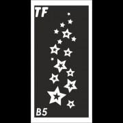 Трафарет В5