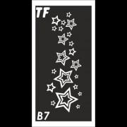 Трафарет В7