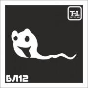 Трафарет БЛ12