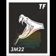 Трафарет ЗМ22