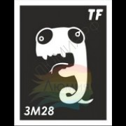 Трафарет ЗМ28