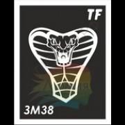 Трафарет ЗМ38