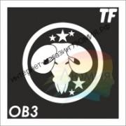 Трафарет ОВ3 - ОВЕН