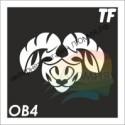 Трафарет ОВ4 - ОВЕН