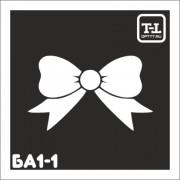 """Трафарет БА1-1 """"БАНТ"""""""