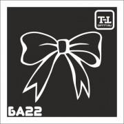 """Трафарет БА22 """"БАНТ"""""""