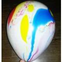 Светящиеся воздушные шары - Разноцветные. 12 дюйм.